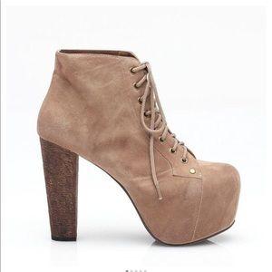 Jeffery Campbell Lita Platform Boots